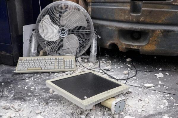 Beschadigde-computer